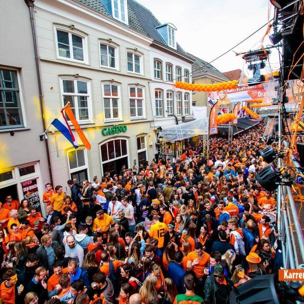 Karrenstraat = Oranjestraat